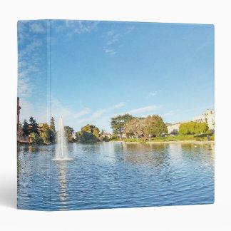 San Fransisco Palace of Fine Arts Vinyl Binder