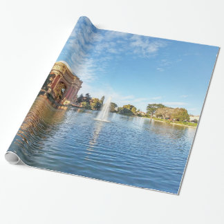 San Fransisco Palace of Fine Arts Wrapping Paper