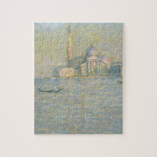 San Giorgio Maggiore 3 by Claude Monet Jigsaw Puzzle