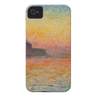 San Giorgio Maggiore at Dusk - Claude Monet iPhone 4 Case