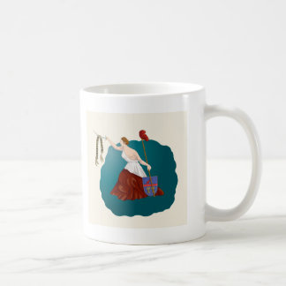 San Jacinto Flag T-Shirts Coffee Mug