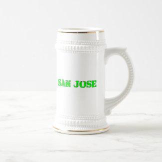 San Jose Beer Stein
