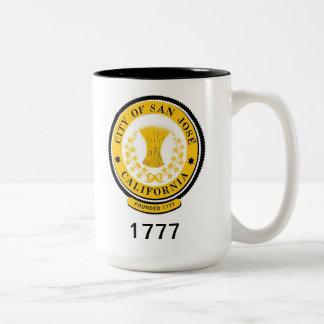 San Jose* Coffee Mug