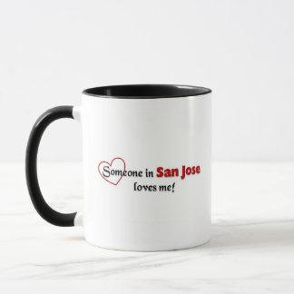 San Jose Love Mug