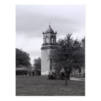 San Jose Mission Bell Postcard