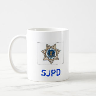 San Jose* Police Department Cup