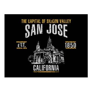 San Jose Postcard