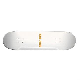San Jose Skateboards