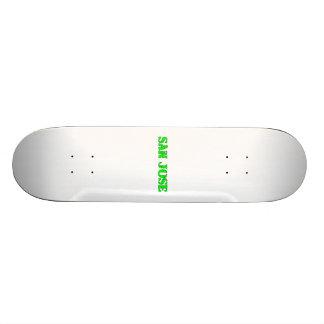 San Jose Skate Boards