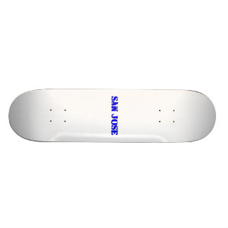 San Jose Skateboard