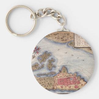 San Juan 1770 Keychain