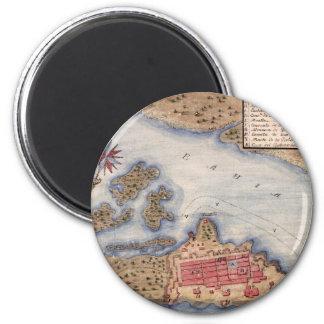 San Juan 1770 Magnet
