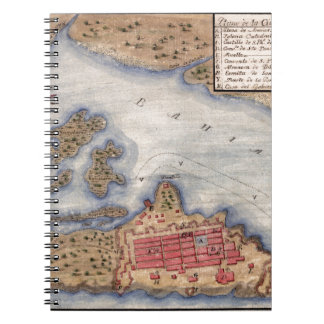 San Juan 1770 Notebook