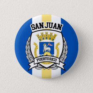 San Juan 2 Inch Round Button