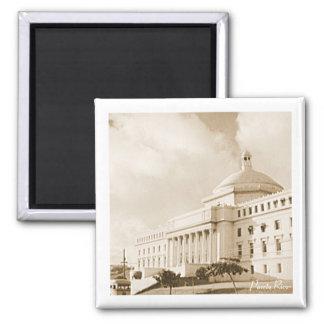 San Juan Capitol Building, History, Puerto Rico Magnet
