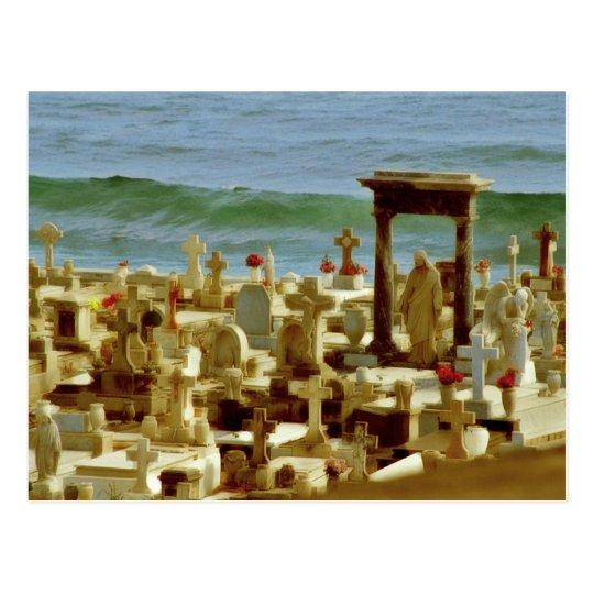San Juan cemetery Postcard
