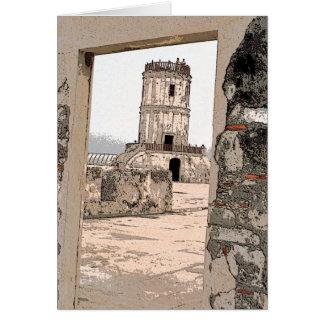 San Juan de Ulua, Veracruz Card
