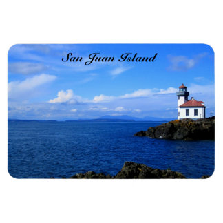 San Juan Island Magnet