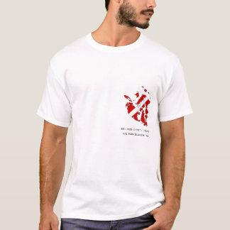 San Juan Islands Dive, Divers, Scuba - Customized T-Shirt