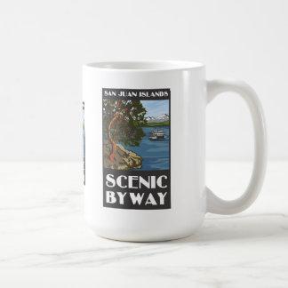 San Juan Islands Scenic Byway Mug