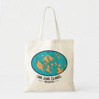 San Juan Islands Tote Bag.