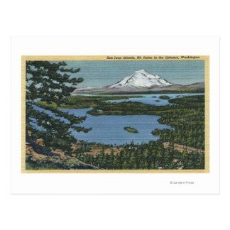 San Juan Islands, Washington 2 Postcard