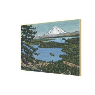 San Juan Islands, Washington Canvas Print