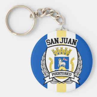 San Juan Keychain