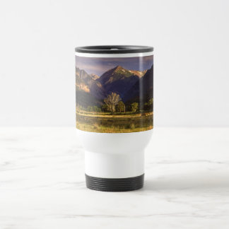 San Juan Mountains CO Travel Mug