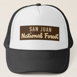 San Juan National Forest Trucker Hat