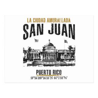 San Juan Postcard