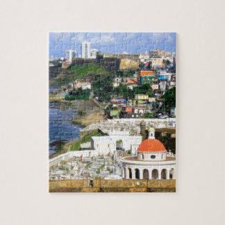 San Juan Puerto Rico Jigsaw Puzzle