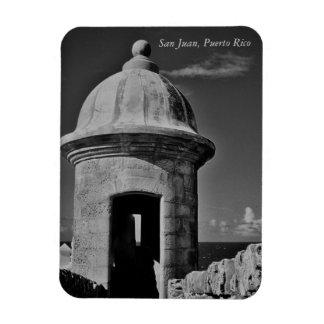 San Juan, Puerto Rico Rectangular Photo Magnet