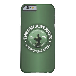 San Juan River (Fly Fishing) Barely There iPhone 6 Case