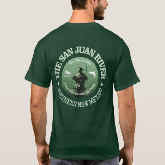 San Juan River (Fly Fishing) T-Shirt