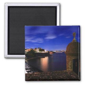San Juan Skyline Magnet
