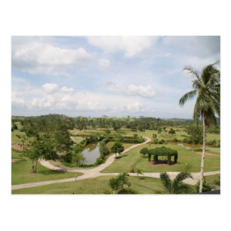 San Juanico Park, Golf & Country Club Postcard