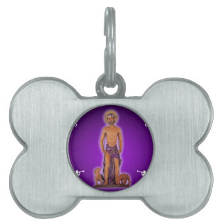 SAN LAZARO CUSTOMIZABLE PRODUCTS PET TAG