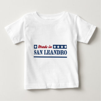 San Leandro CA.png Baby T-Shirt