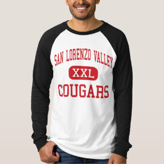 San Lorenzo Valley - Cougars - High - Felton T-Shirt