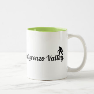 San Lorenzo Valley Mug