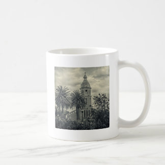 San Luis Church Otavalo Ecuador Coffee Mug