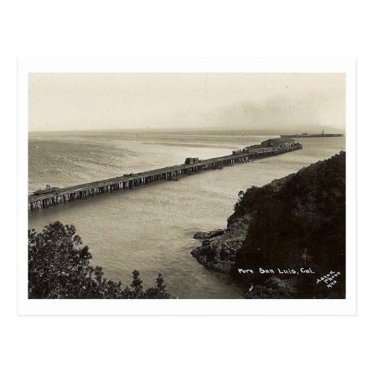 San Luis Obispo, California Vintage Postcard
