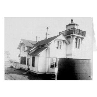 San Luis Obispo Lighthouse Card