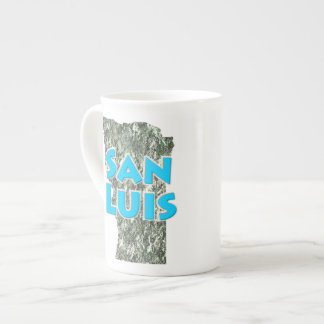 San Luis Tea Cup
