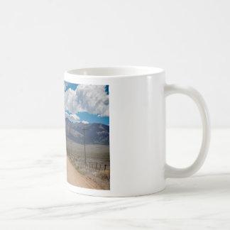 San Luis Valley Back Road Cruising Coffee Mug