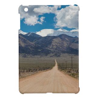 San Luis Valley Back Road Cruising iPad Mini Case