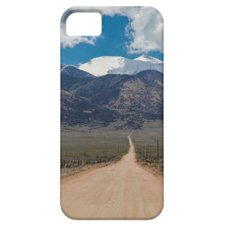 San Luis Valley Back Road Cruising iPhone 5 Case