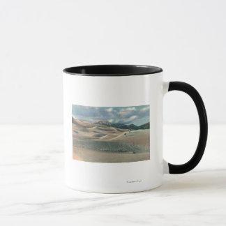 San Luis Valley, Colorado - Great Sand Dunes Mug