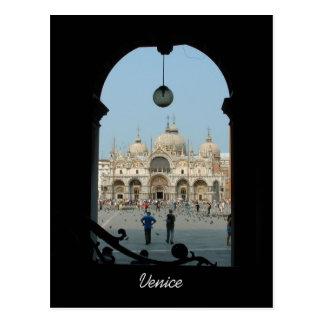 San Marco Postcard